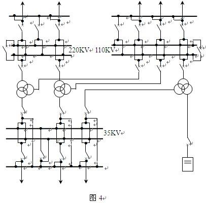 以上电压等级的多个断路器